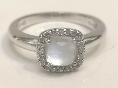 £65 • Buy  Ti Sento Halo Ring Sterling Silver Rrp £89