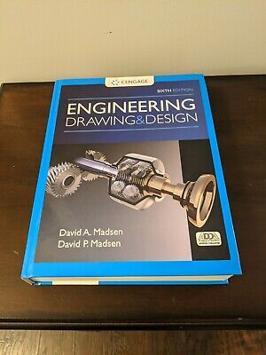 £42.02 • Buy Engineering Drawing And Design