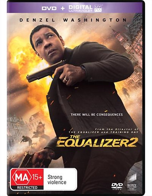 AU13.95 • Buy The Equalizer 2 : NEW DVD
