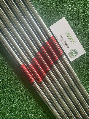 AU219 • Buy KBS Tour FLT 120 Stiff Used Shafts 4-P .355 Taper 7 Shafts In Total