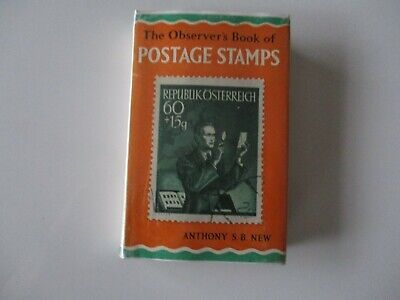The Observer's Book Of Postage Stamps - 1967 • 3.99£