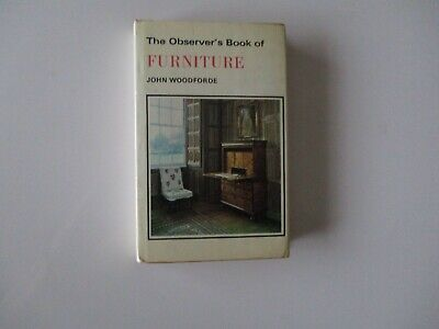The Observer's Book Of Furniture - 1967 • 3.75£