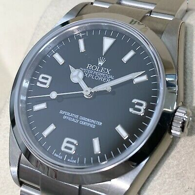 $ CDN10956.76 • Buy Rolex Explore1 114270 Z Number Automatic Box And Papers