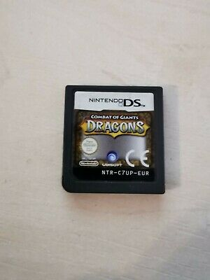 Combat Of Giants Dragons For Nintendo DS - Game Disc Only • 2.29£
