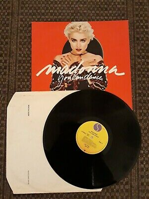 Madonna You Can Dance 1987 Eu Vinyl Lp  • 3£