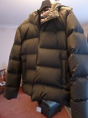 Pendleton  Yuma  Badlands Olive Waterproof Down Jacket  New With All Tags ($325) • 195£