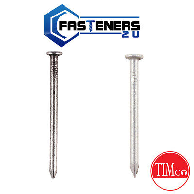 £7.75 • Buy Loose Nails, Bright, Galvanised, Ringshank, Oval, Round Wire , Panel Pins, Lost