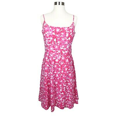 £17.70 • Buy Jessica Howard Pink & White Floral Cotton Sun Dress