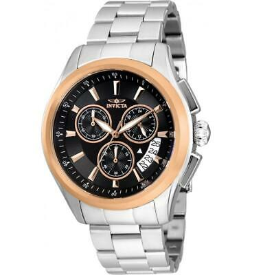 Invicta Specialty 30815 Men's Round Two-Tone Chronograph Analog Watch • 5.49£