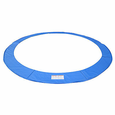 AU43.99 • Buy 8FT Trampoline Pad Cover Round Spare Safety Outdoor Blue Colour