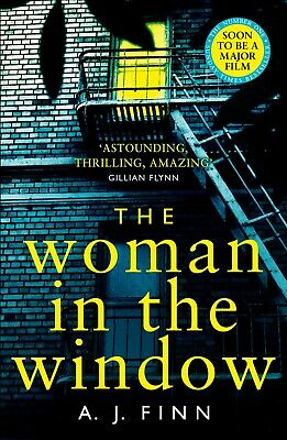 AU18.45 • Buy The Woman In The Window   By A J Finn    Paperback   Free And Fast Shipping