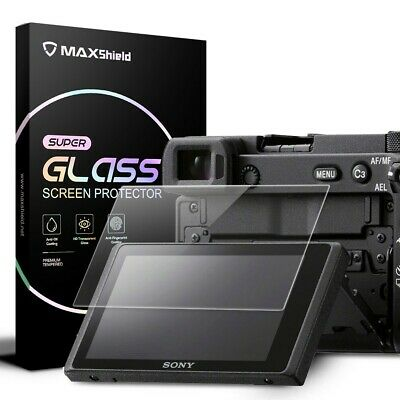 AU7.99 • Buy Tempered Glass LCD Screen Protector For Sony Alpha A6600 A6100 A6400 A6000 A6300