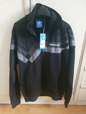 Adidas Germany 1990 Inspired Track Top Black Medium BNWT • 32£