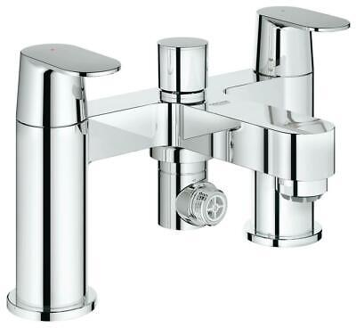 Grohe Eurosmart Cosmopolitan Two-handled Bath/Shower Mixer 25129000 RRP £296.12 • 150£