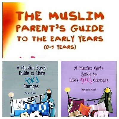 £3.99 • Buy A Muslim Boy's/Girl's & Parent's Guide To Life's Big Changes By Ta-Ha Publishers