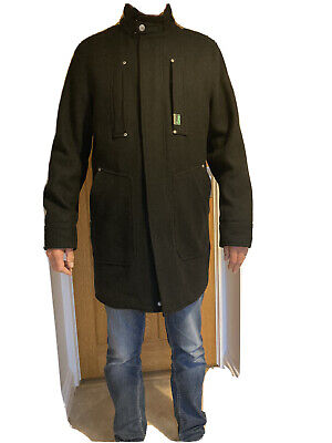Duck And Cover Mens Coat 80%wool. • 25£