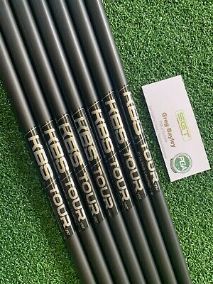AU599 • Buy KBS C Taper Black Limited Edition 130 Extra Stiff Shafts 4-P 7 Pieces .355