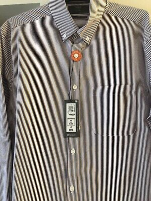 """Marks And Spencer Mens Medium 38-40""""  Cotton Oxford  Tailored Fit Shirt (new) • 5.50£"""