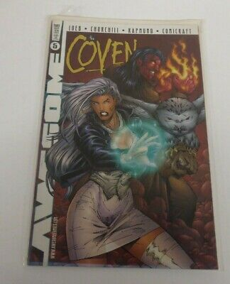 Dynamic Forces The Coven #5 - Limited Edtion Of 2000 • 10£