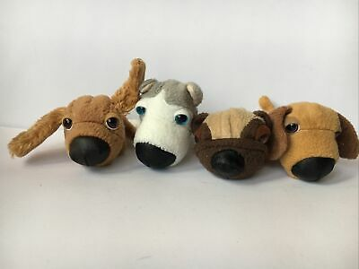 £10 • Buy 4 McDonalds Happy Meal Toy 2005 Artlist Collection The Dog Puppies
