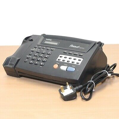 Fax Machine & Phone & Copier,  Brother Personal Fax-515 Faulty • 15£