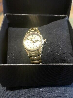 Ladies Seiko SQ Automatic Watch                               Boxed • 8£