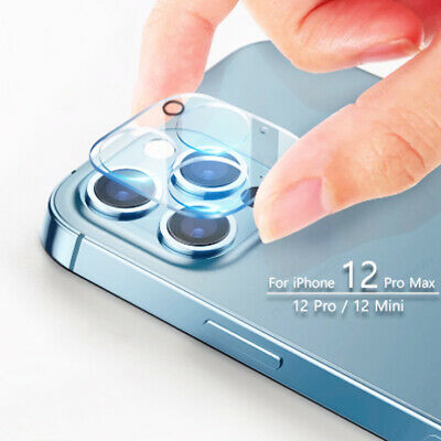 £1.35 • Buy 9H Camera Lens For IPhone 12, 11 Pro MAX Case Protector Tempered Glass Cover