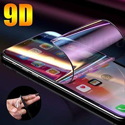 £0.99 • Buy For SAMSUNG Galaxy S10 S20 S8 S9 Plus 5G TPU Film Screen Protector COVER