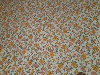 Vintage Viyella Dress Fabric • 15£