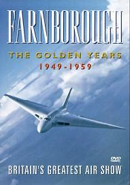Farnborough -The Golden Years 1949 To 1959 (DVD)***VERY GOOD CONDITION*** GR8! • 3.49£