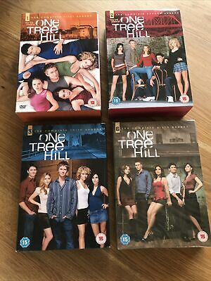 One Tree Hill Boxsets 1,2,3 And 6 • 4£