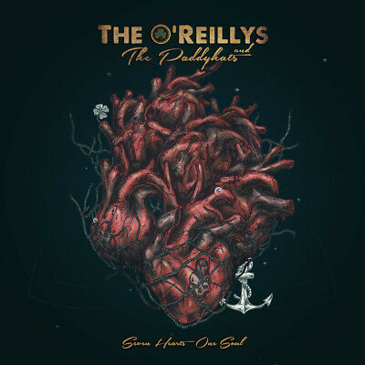 THE O'REILLYS AND THE PADDYHATS - Seven Hearts, One Soul • 12.57£