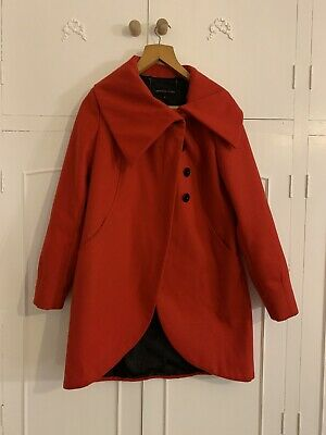 M&S Limited Collection Size 8 Red Coat • 12£