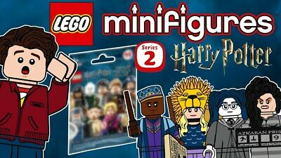 AU12 • Buy NEW & SEALED LEGO Harry Potter Series 2 Minifigures *PICK YOUR OWN* 71028