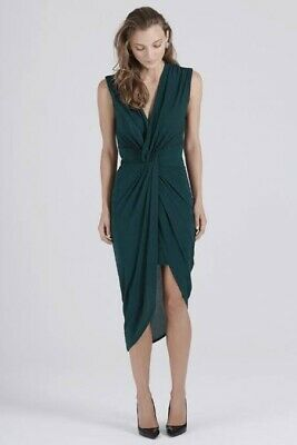 AU17 • Buy Sheike Emerald Green Midi Dress