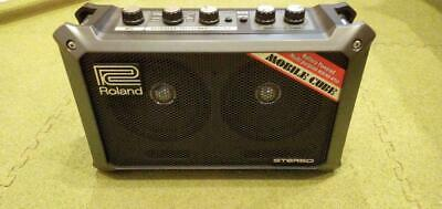 AU356.90 • Buy Roland MOBILE CUBE Guitar Amp Free  Shipping Arrive Quickly