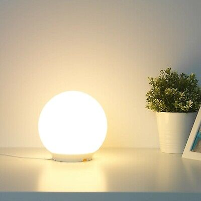 IKEA FADO New- Table Lamp, White Creates A Soft, Cosy Mood Light In Your Room.  • 23£