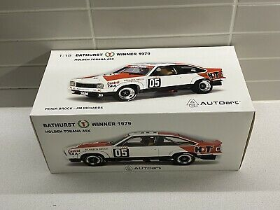 AU589 • Buy 1:18 Biante 1979 Bathurst Winner A9X Torana P.Brock/J.Richards  BRAND NEW