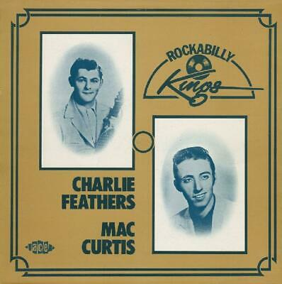 Feathers Charlie & Curtis Mac - Rockabilly Kings • 11.21£