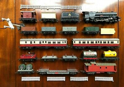 50s-60s Triang Train Set 00 Gauge. Princess Class Set. Not All Shown In Main Pic • 0.99£