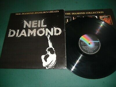 Neil Diamond Lp - 20 Golden Greats • 1£