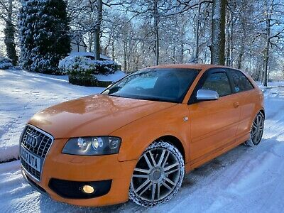 Immaculate Solar Orange Audi S3 2.0 Tfsi Quattro - Low Miles - Imense Spec - Px • 5,995£