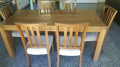AU150 • Buy 6 Seater Dining Table And Chairs
