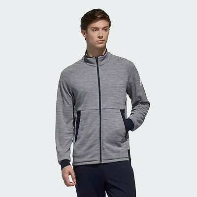 $ CDN47.12 • Buy Adidas DQ2935 Mens Size XL Grey Six Full Zip Tennis Jacket  $90+