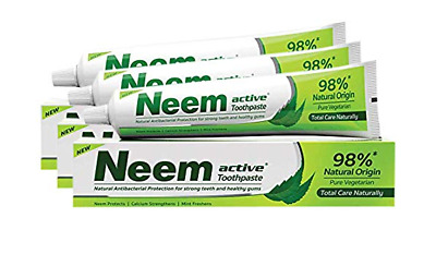 £18.99 • Buy Neem Active Toothpaste, 200g X  Pack Of 3