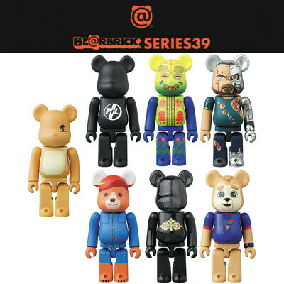 $59 • Buy 7pcs Lot Series 39 100% Bearbrick Terminator John Wick Paddngton Medicom USSelle