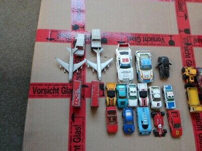 Matchbox Box Toy Cars ,planes And Transporters Job Lot • 3.50£
