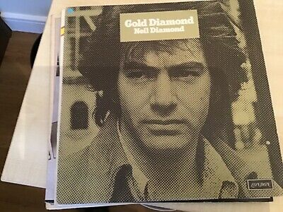 Neil Diamond - Gold Diamond LP ZGM 132 • 0.99£