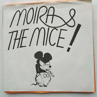 Moira And The Mice, Sight And Sound / Gimme Pleasure, 7  Vinyl 1980 • 1.75£
