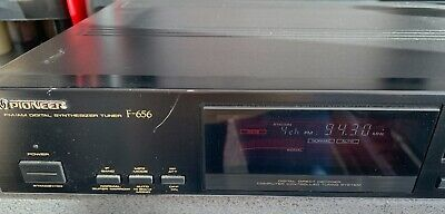 Pioneer F-656 FM/AM Mono/Stereo Digital Synthesiser Tuner  • 25£